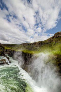 Wasserfall von Malte Pott