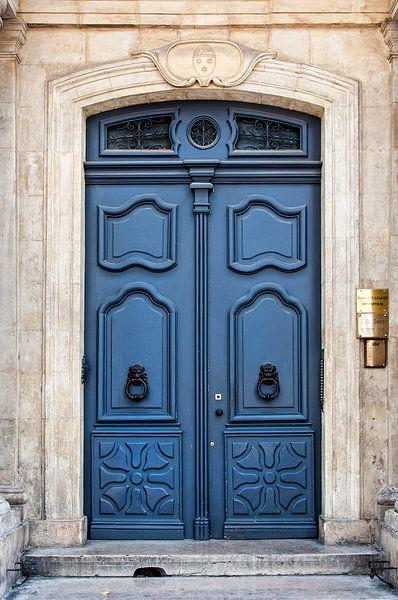 Deur 9 Aix-en-Provence van Anouschka Hendriks