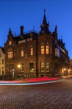 Sic Semper Utrecht blauw uur van André Russcher