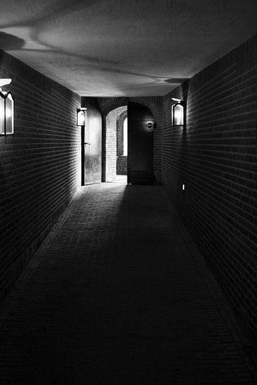 The gate to... van Louise Poortvliet