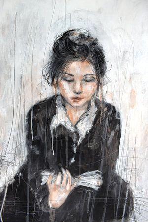 stilte van Christin Lamade