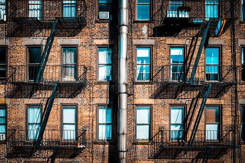 New York brand trappen en ramen