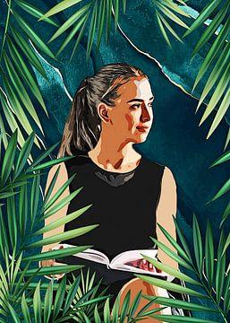 Frauen Leben Leser #Frauen von JBJart Justyna Jaszke