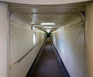 gateway naar vliegtuig van Mario Driessen