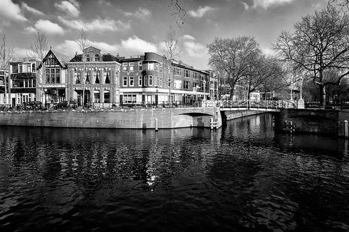 Bemuurde weerd Oostzijde in Utrecht van