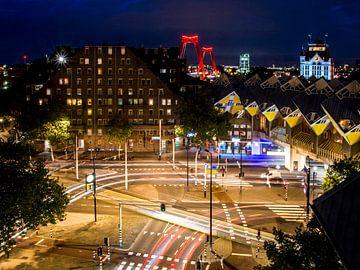 De iconen van Rotterdam van