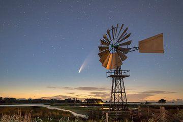 Komet Neowise von robertjan boonstra