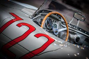 Das Lenkrad von Stirling Moss I