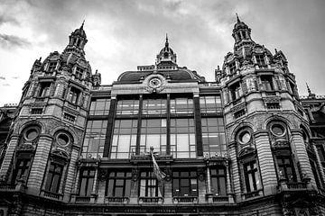 Antwerp central Station von Fabienne Lefevre