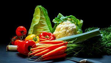 Diverse soorten groente van R Smallenbroek