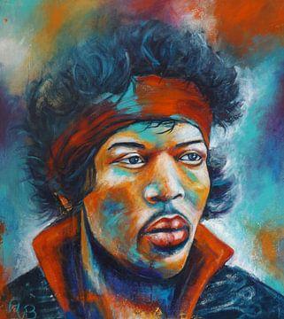 Jimi Hendrix van