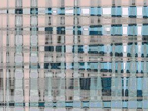 Art numérique abstrait 3/2021 sur Gabi Hampe
