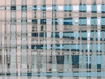 Abstracte Digitale Kunst 3/2021 van Gabi Hampe