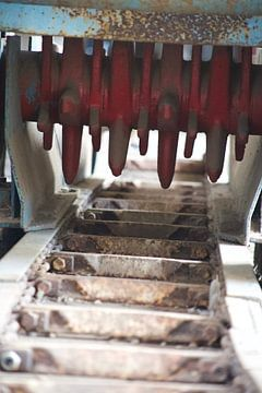 oude mijn van marijke servaes