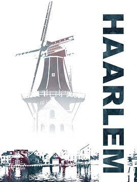 Haarlem van Printed Artings