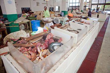 St. George's (Grenada) - Melville Street Fish Market von t.ART