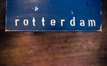 Rotterdam! van Francisca Snel