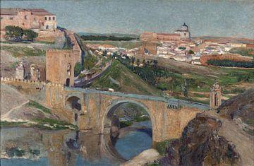 Aureliano de Beruete~Bild von Toledo