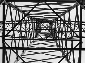 Strommast von Moniek van Rijbroek