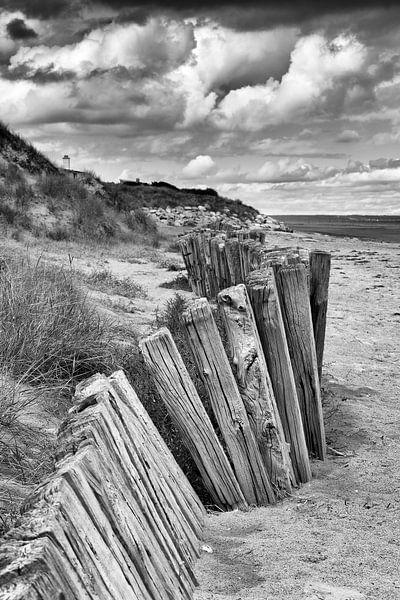 Utah Beach Normandië.  van Rob van der Teen