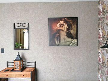 Kundenfoto: Mary, Full of Trust von Marja van den Hurk