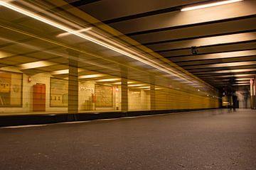 Sophie-Cahrlotte-Platz Berlin U-Bahnhof von Danny Verhalle