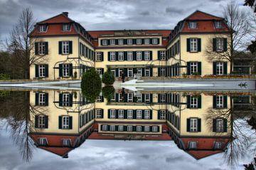 Spiegelung van Edgar Schermaul