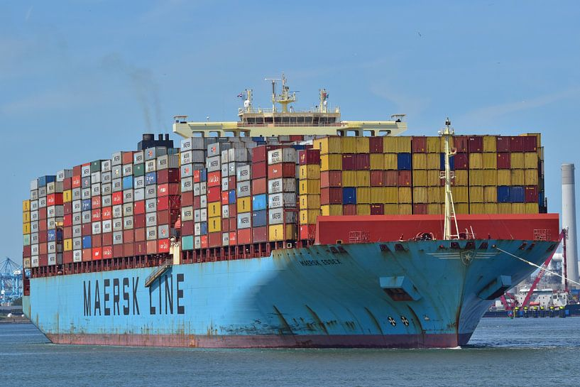 Maersk Essex van Piet Kooistra