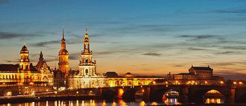 Dresden, Saxony van