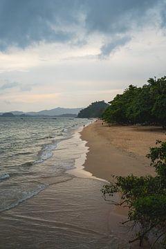 Aon Nang Strand in Thailand von Lennert Degelin