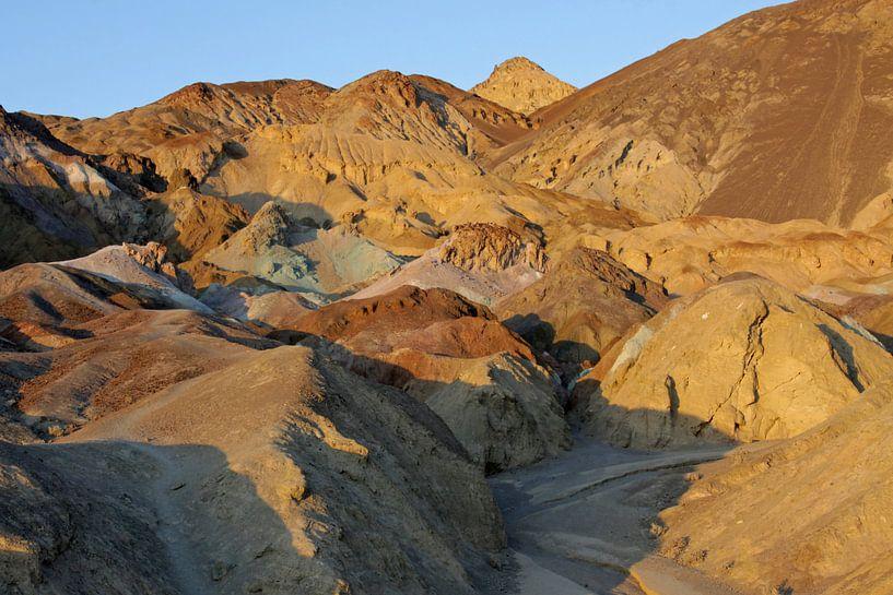 Artist Palette, Death Valley van Antwan Janssen