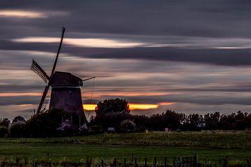 Windmolen Jisp. sur Frank Slaghuis