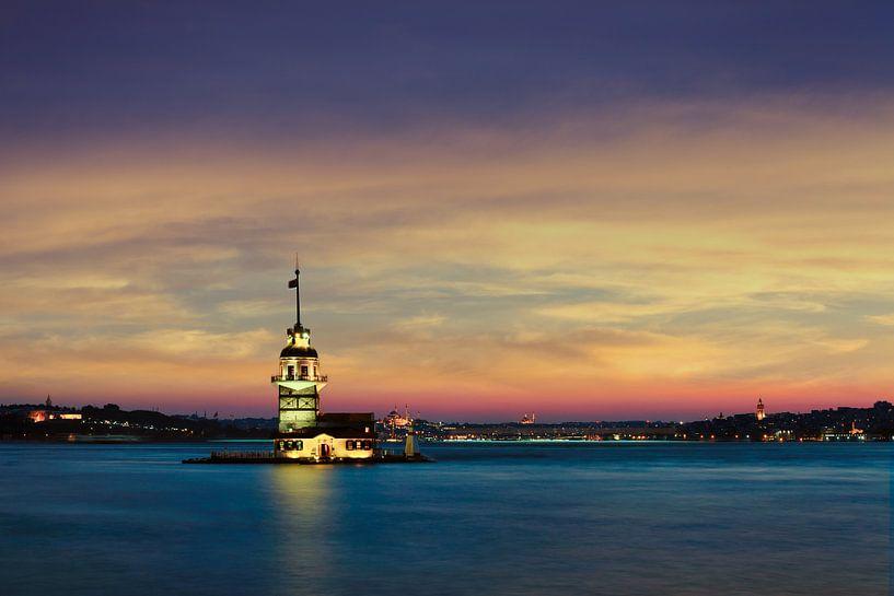 Kiz kulesi - Istanbul van Roy Poots