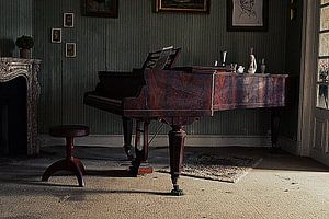 piano  sur Dimitri Declercq