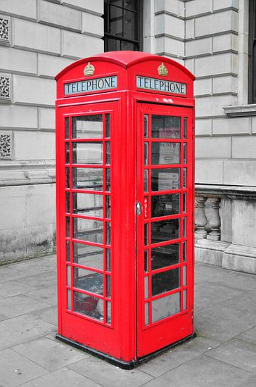 Telefooncel Londen