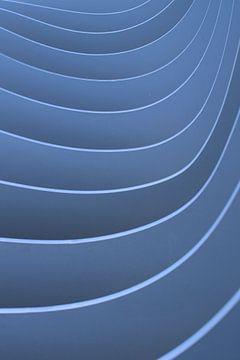 Blue waves sur Edzo Boven