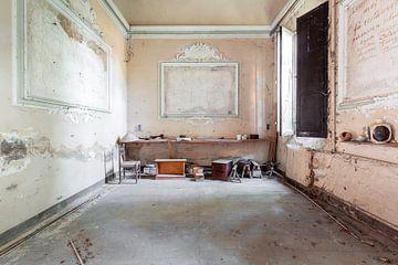 verlassenes Künstlerhaus von Kristof Ven