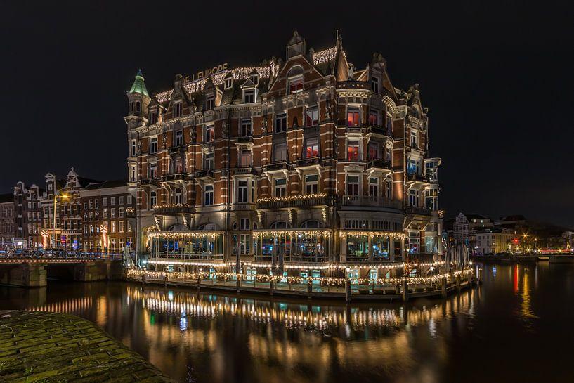 Hotel De L'Europe Amsterdam van Riccardo van Iersel