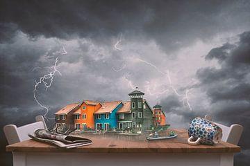 colorful mess van Elianne van Turennout