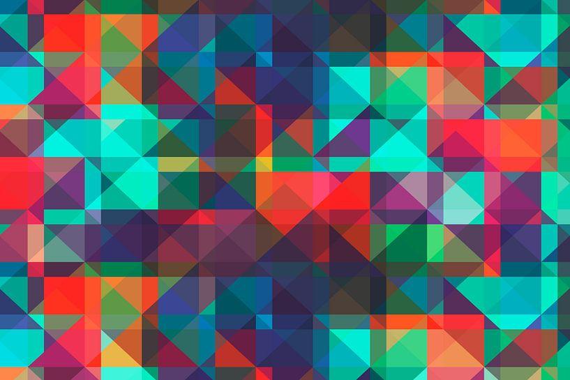 Abstract Pattern van Harry Hadders
