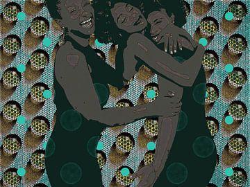 Fabric van Miriam Duda