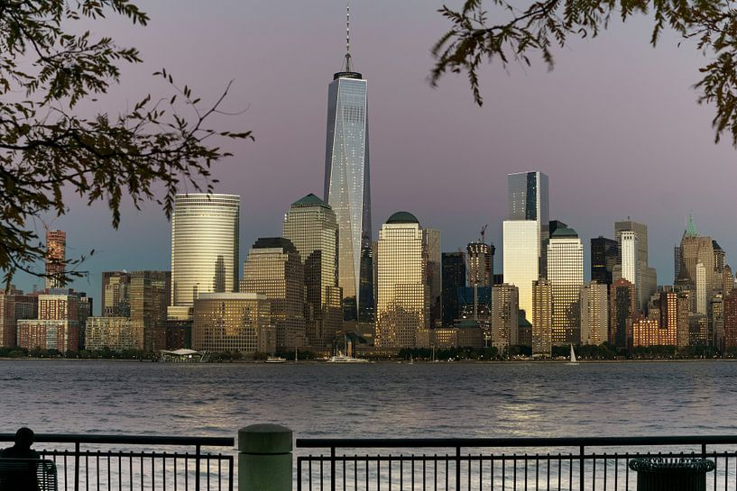One World Trade Center in New York City van Kurt Krause