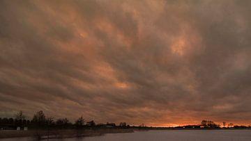 Sunset van FL fotografie