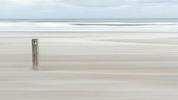 Strandpfosten von Greetje van Son
