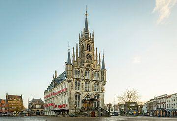Stadhuis van Gouda sur Wim van der Wind
