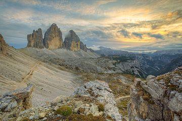 Drei Zinnen Südtirol von Michael Valjak
