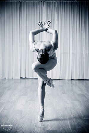 De danser van Alex Spinder