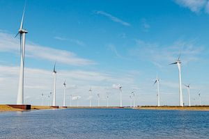 Hollandse Windmolens van Photography by Cynthia Frankvoort