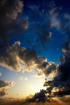 Stratosphäre bis Oberfläche von Jan Brons