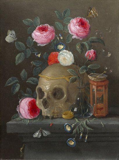 Vanitas Stilleven, Jan van Kessel